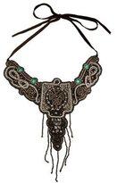 Etro Beaded Bib Necklace