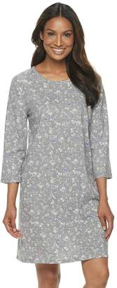 Croft & Barrow Women's Women's Sleepshirt