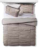 Xhilaration Chambray Comforter Set