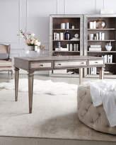 Hooker Furniture Nathan Eglomise Writing Desk