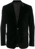 Dondup buttoned blazer - men - Cotton/Polyester/Viscose - 50