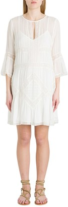 Twin-Set TwinSet Embroidered Short Dress