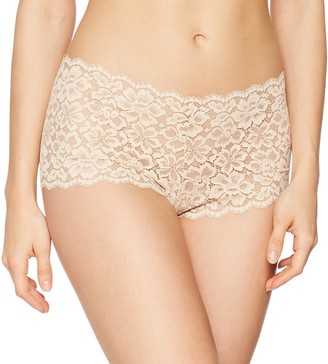 Maidenform Women's Sexy Must Haves Lace Cheeky Boyshort