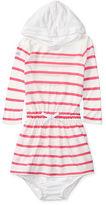 Ralph Lauren Girl Hooded Jersey Dress & Bloomer
