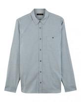 Jaeger Cotton Pocket Detail Shirt