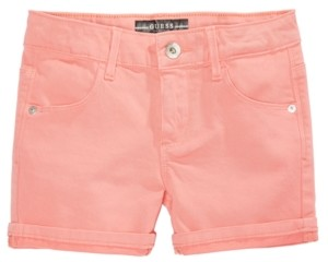 GUESS Big Girls Mini Shorts
