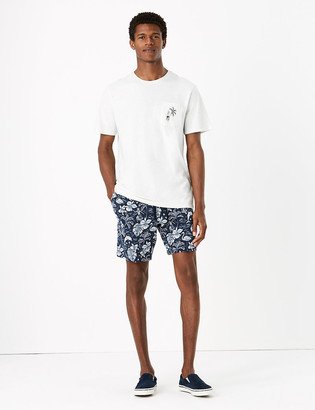 Marks and Spencer Pure Cotton Pyjama Shorts