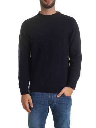 Fedeli Pullover Wool And Cashmere