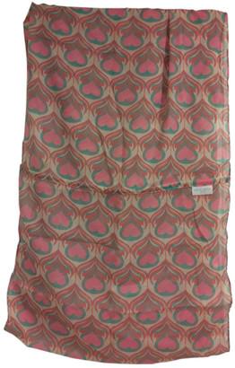 Lola Rose Pink Polyester Scarves
