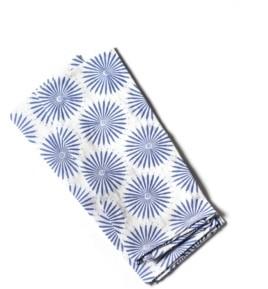 Coton Colors Burst Kitchen Towels, Set of 4