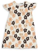 Mini Rodini Baby's, Toddler's, Little Girl's, & Girl's Multi Flower Printed Dress