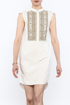DAY Birger et Mikkelsen White Bloom Dress