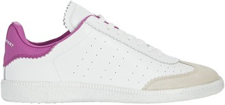 Isabel Marant Bryce Low-Top Leather Sneakers