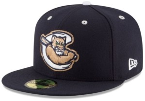New Era Kane County Cougars Ac 59FIFTY Fitted Cap