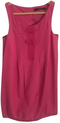N. Bimba Y Lola \N Pink Cotton Dress for Women