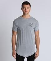 SikSilk Burnout T-Shirt