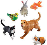 Learning Resources Jumbo Animals - Domestic Pets