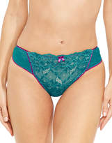 Just Peachy By Figleaves.com Lace Thong