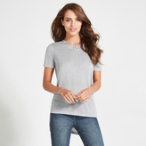 Apricot Aqua Dip Hem T-Shirt