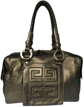 Givenchy Metallic Leather Handbags