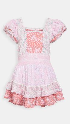LoveShackFancy Stanton Dress