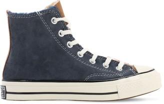 Converse Chuck 70 Suede Hi-Top Sneakers