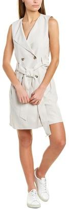 Club Monaco Belted Wrap Dress
