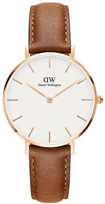 Daniel Wellington Petite Durham 32mm Rose Gold Watch