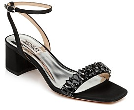 Badgley Mischka Women's Harlow Ankle Strap Sandals