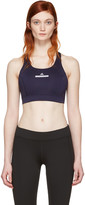 adidas by Stella McCartney Navy Pull-On Bra
