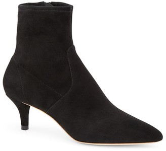 Loeffler Randall Kassidy Suede Ankle Boots