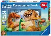 Ravensburger Disney Pixar The Good Dinosaur: Unusual Friendship Puzzles - Set of 2