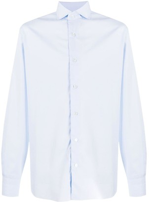 Barba Slim-Fit Dress Shirt