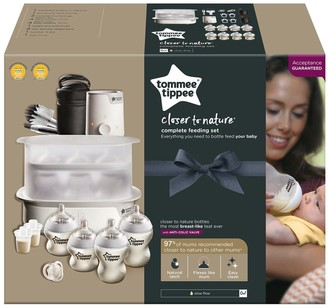 Tommee Tippee Complete Feeding Kit - White