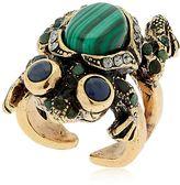 Alcozer & J Loredana Frog Adjustable Ring