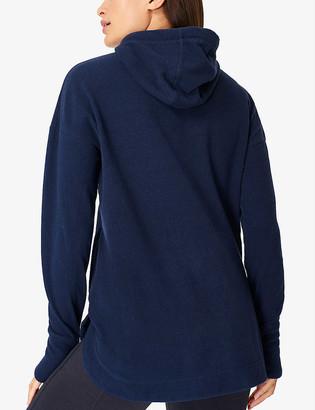 Sweaty Betty Escape Luxe stretch-jersey hoody