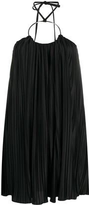 Balmain pleated short dress