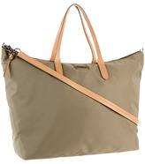 Cole Haan Crosby Nylon Shopper (Summer Khakis) - Bags and Luggage