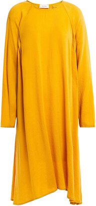 American Vintage Asymmetric Twill Dress