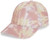 Madewell Tie Dye Print Canvas Baseball Cap