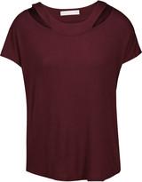 Kain Label Ula cutout modal T-shirt