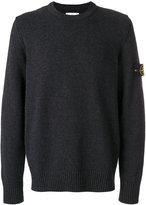 Stone Island crew neck jumper - women - Polyamide/Wool - XL