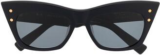 Balmain Eyewear x Akoni B-II sunglasses