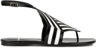 Pierre Hardy Buren high-vamp sandals