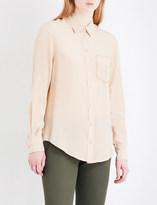 Joseph New Garcon silk-crepe de chine shirt