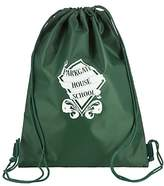 Parkgate House School Unbranded Swim Bag, Green