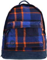 Mi-Pac PICNIC CHECK Rucksack navy/orange