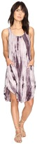 Culture Phit Eve Sleeveless Pocketed Tie-Dye Dress