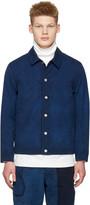 Blue Blue Japan Indigo Short Jacket