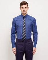 Jaeger Horizontal Weave Regular Shirt